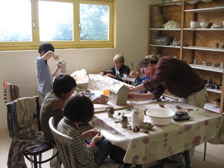 kinderworkshop Lovendegem