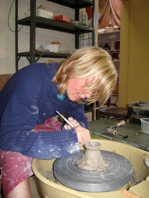 workshop kinderen pottendraaien